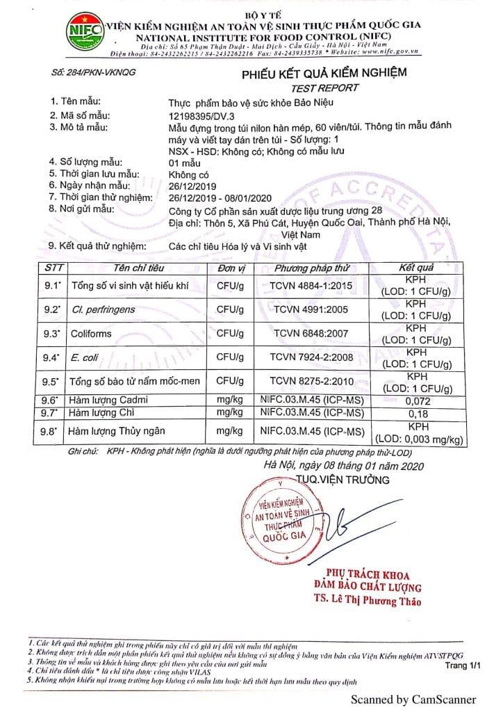 Bao Nieu PKN 1 724x1024 - Ưu điểm vượt trội chỉ có ở Bảo Niệu Đức Thịnh
