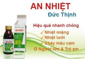 an nhiet 300x208 - Top 7 sản phẩm của nhà thuốc Đức Thịnh Đường được ưa chuộng