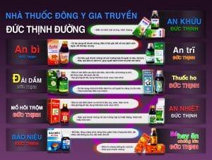 san pham nha thuoc dong y gia truyen duc thinh duong 1 300x227 - Các sản phẩm của nhà thuốc Đông y gia truyền Đức Thịnh Đường