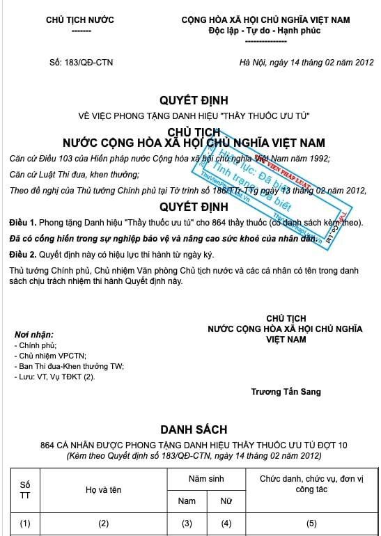 tien si khoa hoc dai ta bac si pham hoa lan 2 - Thầy thuốc ưu tú Phạm Hòa Lan đánh giá Bảo Niệu Đức Thịnh