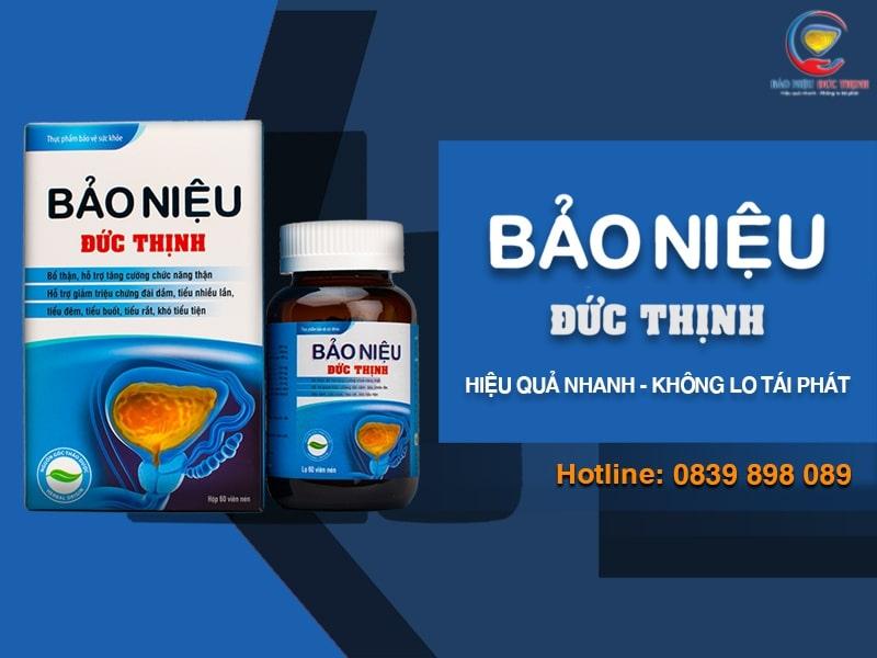 baonieuducthinh giaiphaptieudemnhieulan 3 - Các loại thuốc trị viêm đường tiết niệu và những điều cần lưu ý