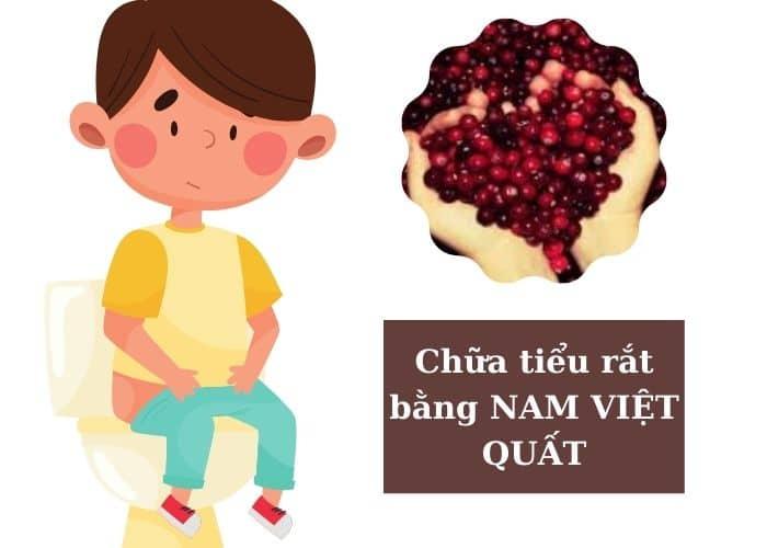 chua tieu rat bang bam viet quat - Mách bạn 6 CÁCH CHỮA TRỊ tiểu buốt tiểu rắt TẠI NHÀ đơn giản