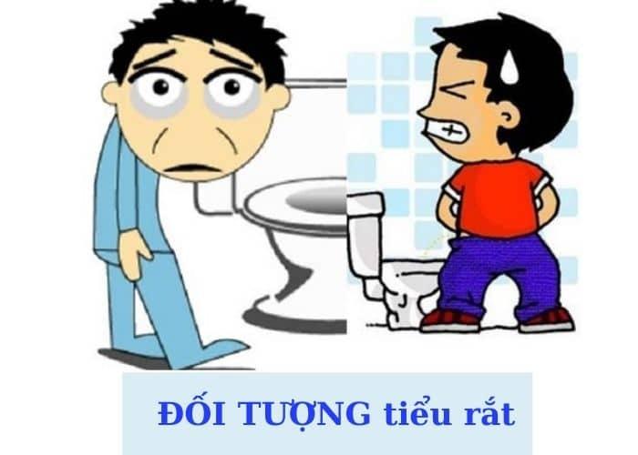 doi tuong tieu rat - Top 7+ Bài thuốc trị tiểu rắt cực hay ngay tại nhà đơn giản