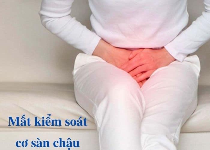 mat kiem soat co san chau - Giải pháp nào cho viêm đường tiết niệu ở phụ nữ mãn kinh ?