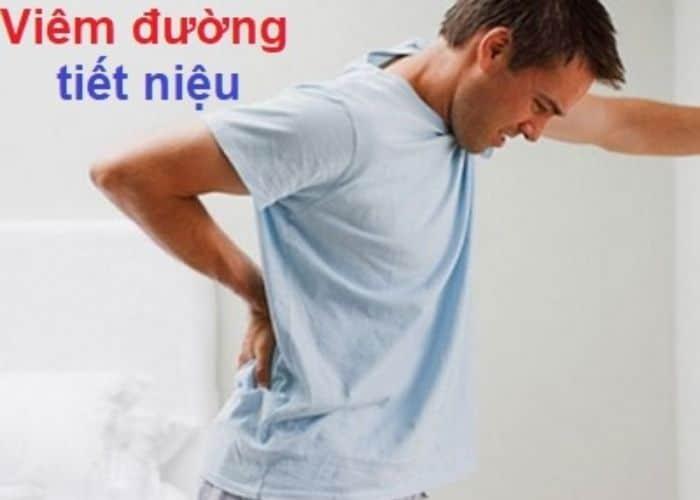 nguyen nhan sinh ly viem duong tiet nieu nam gioi - [ HỎI - ĐÁP] Nguyên nhân gây viêm đường tiết niệu ở nam giới là gì?