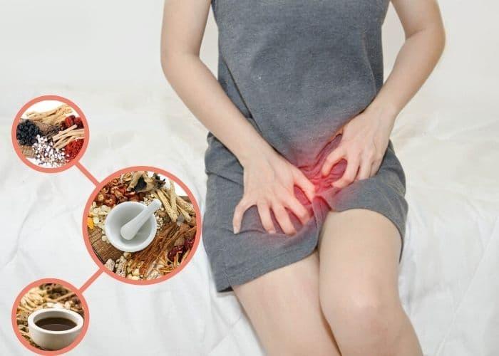 tri tieu buot sau sinh bang dong y - Mẹ có biết: Làm thế nào để trị tiểu buốt sau sinh an toàn?