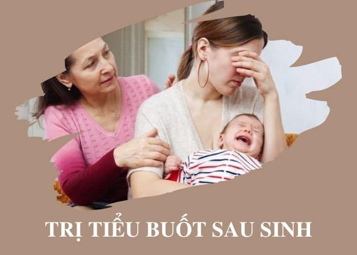 tri tieu buot sau sinh - Mẹ có biết: Làm thế nào để trị tiểu buốt sau sinh an toàn?