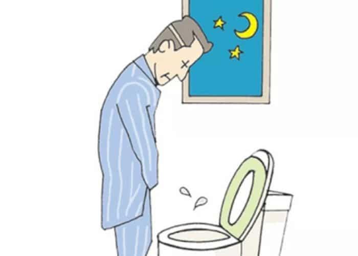 9.luu y khi dung thuoc chua tieu dem - Tiểu đêm uống thuốc gì nhanh khỏi? Bật mí cách chữa tiểu đêm không phải ai cũng biết