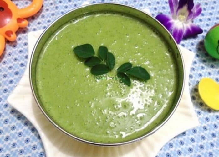 chua dai dam bang chao rau ngot - [ BÍ QUYẾT] Chữa bệnh đái dầm bằng rau ngót hiệu quả ngay tại nhà