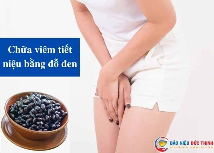 chua viem tiet nieu bang do den - BẬT MÍ 3+ Cách chữa viêm đường tiết niệu bằng đỗ đen đơn giản và hiệu quả ngỡ ngàng