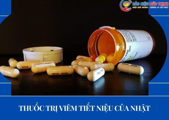 thuoc tri viem tiet nieu nhat - TOP các thuốc điều trị viêm đường tiết niệu của nhật tốt nhất trên thị trường