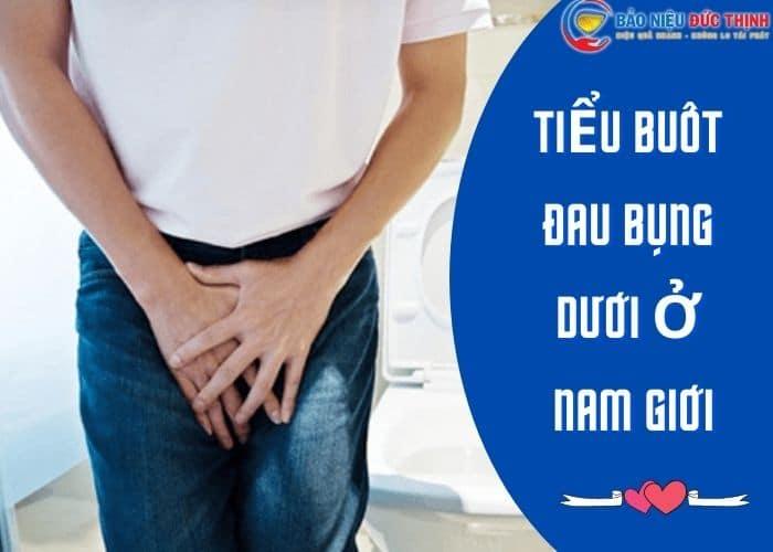 tieu buot dau bung duoi o nam gioi - Nhận TRÁI ĐẮNG chỉ vì coi thường tiểu buốt đau bụng dưới ở nam giới