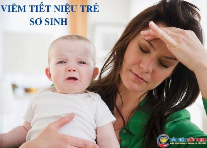 trieu chung viem tiet nieu tre so sinh - Viêm đường tiết niệu ở bé gái: Nguyên nhân, triệu chứng và cách chữa trị hiệu quả