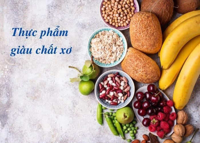bi tieu nen an gi thuc pham giau chat xo - Bí tiểu nên ăn gì và không nên ăn gì để mau chóng cải thiện?