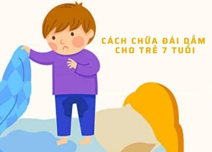 cach chua dai dam cho tre 7 tuoi - Tổng hợp cách chữa đái dầm cho trẻ 7 tuổi hiệu quả nhất hiện nay