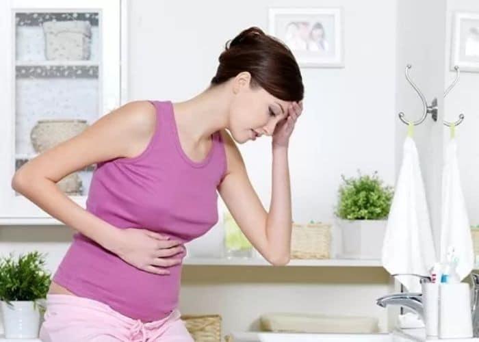 nguyen nhan kho tieu khi mang thai - 99% Mẹ bầu bị khó tiểu khi mang thai tháng cuối. Bật mí cách chữa an toàn