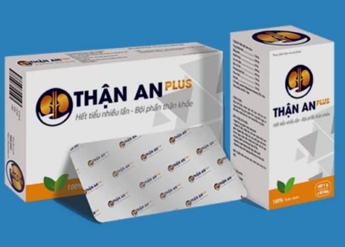 thuoc bo than tieu dem than an plus - Top 5+ Thuốc bổ thận giảm tiểu đêm tốt nhất trên thị trường hiện nay