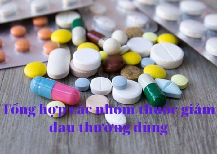thuoc giam dau - Bệnh viêm tuyến tiền liệt uống thuốc gì? Bật mí 5 loại thuốc tốt nhất hiện nay