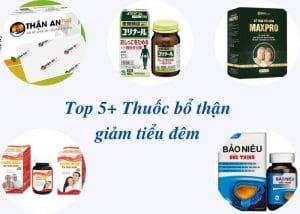 thuoc giam tieu dem 300x214 - Top 5+ Thuốc bổ thận giảm tiểu đêm tốt nhất trên thị trường hiện nay